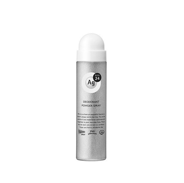 Shiseido Ag Deo 24 Deodorant Powder Spray(40g)