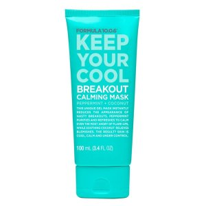 Formula 10.0.6 Keep Your Cool Skin-Calming Gel Mask