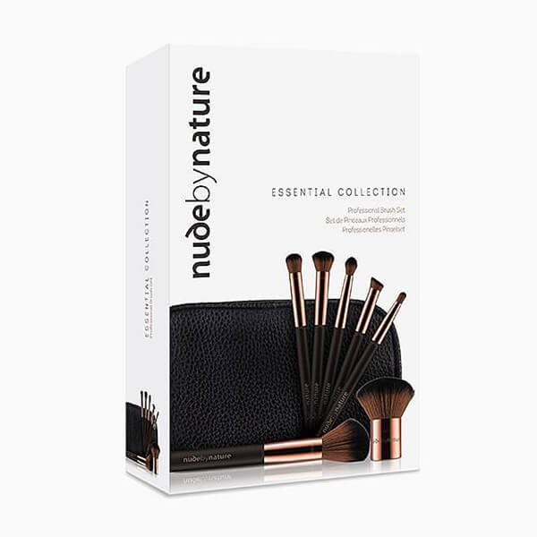 Nude by Nature Essential Collection Brush set-04