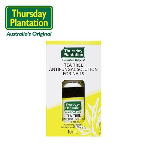 THURSDAY PLANTATION Tea Tree Antifungal Solution For Nails-01s