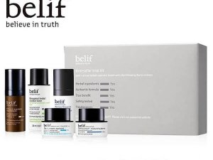 belif Best-Seller Trial Kit