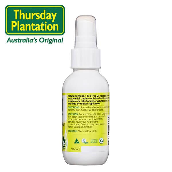 THURSDAY PLANTATION Tea Tree Antiseptic Spray With Aloe Vera