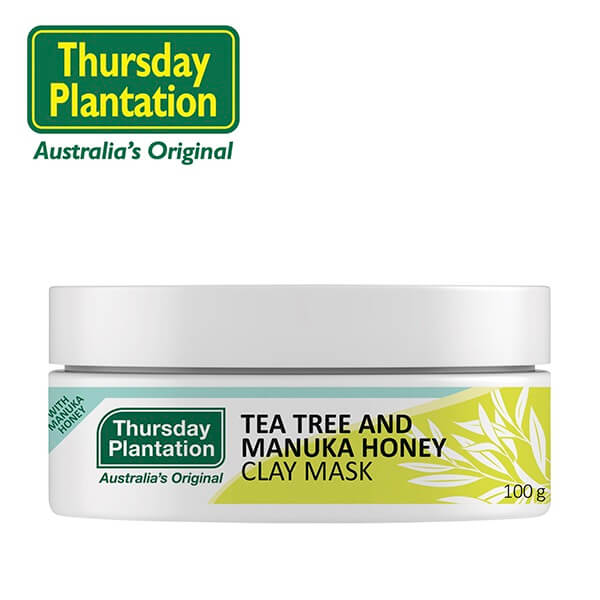 Thursday Plantation Tea Tree And Manuka Honey Clay Mask