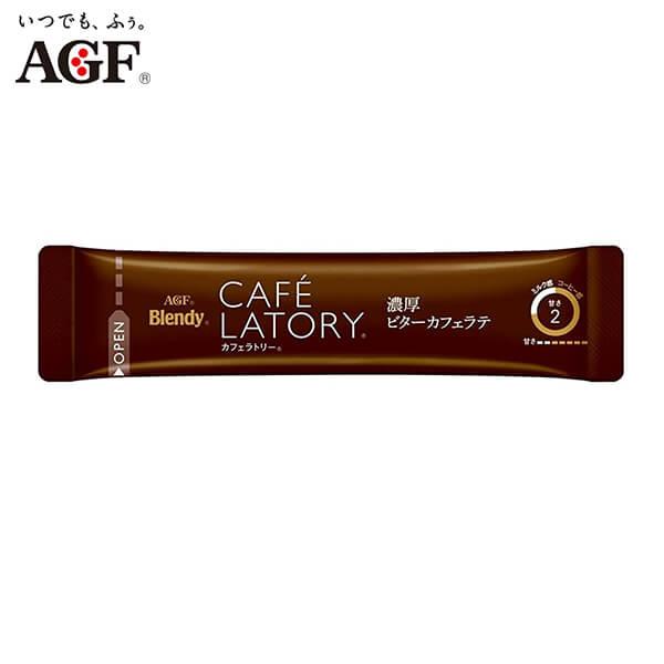 AGF Blendy Cafe Latory Rich Bitter Cafe Latte