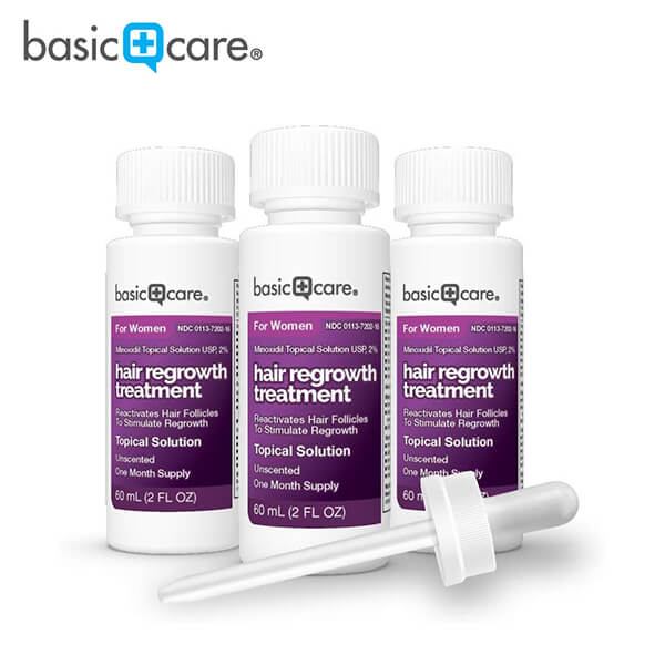 BASIC CARE Hair Regrowth for Women