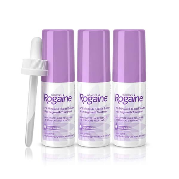 ROGAINE Women's Hair Regrowth Solution