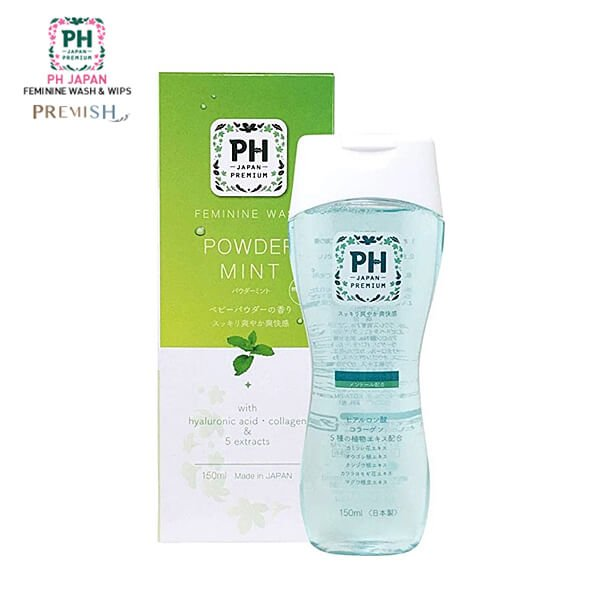 PH JAPAN Premium Feminine Wash(Mint)-01s