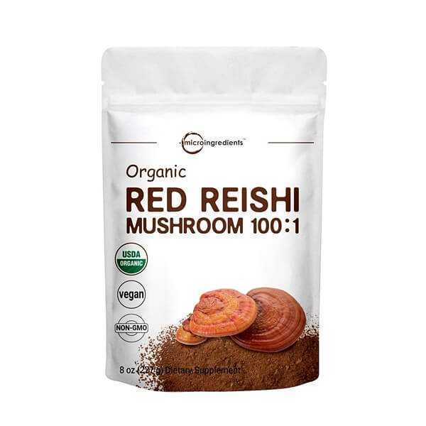 MICRO INGREDIENTS Organic Reishi-01s