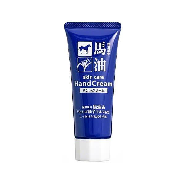 Horse Oil and Coix Seed Deep Moisture Hand Cream-01s